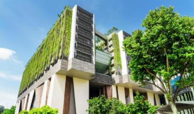 《山东省绿色建筑标识管理办法》2021年11月10日起施行