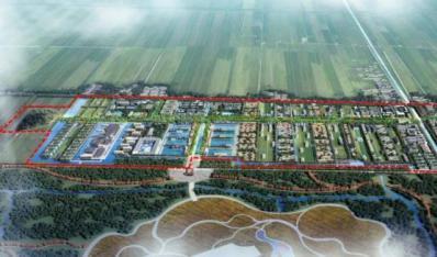"""崇明区东平特色小镇评为二星级""""上海市绿色生态城区(试点)"""""""