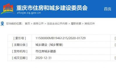 重庆市住房和城乡建设委员会关于推进智能建造的实施意见