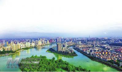 绵阳市 | 2021年计划实施城建攻坚项目390个