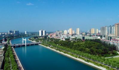 """石家庄市行唐县等14个县(市、区)通过""""洁净城市(区)""""评估"""