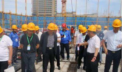 青海省装配式建筑座谈会和现场观摩会召开